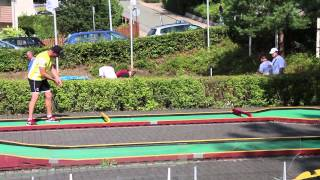 World Championships in Minigolf in Bad Munder 2013