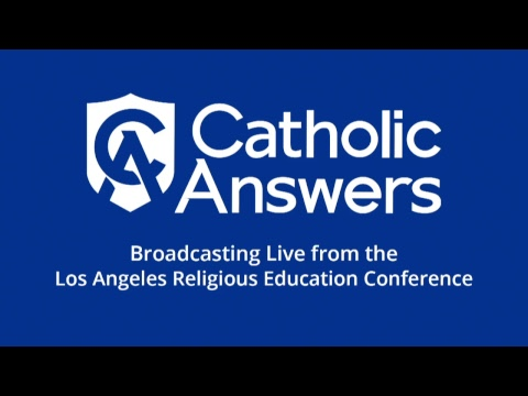 Karlo Broussard & Fr  Hugh Barbour: Catholic Answers Live - 03/22/19