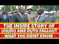 The Inside Story Of Uhuru Kenyatta And William Ruto Fallout mp3