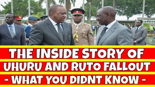 The Inside Story of Uhuru Kenyatta and William Ruto Fallout
