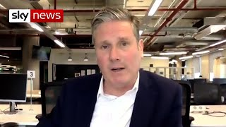 Vote 2021: Starmer on India crisis and clashing with pub landlord before local elections