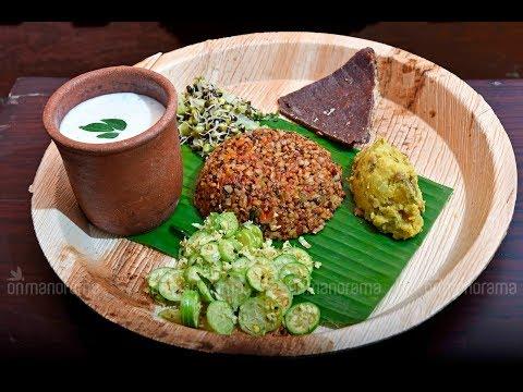 Satwik Bhojan - an Ayurvedic diet meal recipe   Onmanorama Food