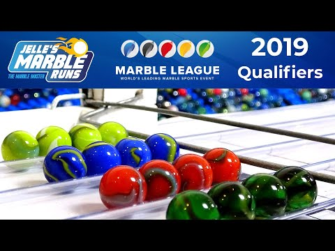 The Man Cave - Marble Race: MarbleLympics 2019