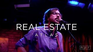 Video Real Estate, 'Atlas' | NPR MUSIC FRONT ROW download MP3, 3GP, MP4, WEBM, AVI, FLV Juli 2018