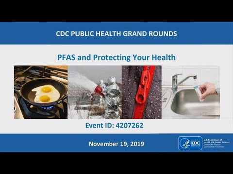 PFAS And Protecting Your Health
