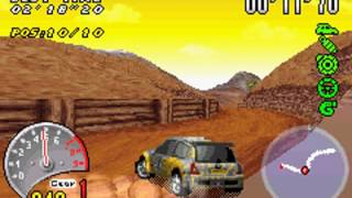 V-Rally 3: Best 3D GBA game