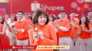 Bảo Anh cùng Shopee Tết 2020 Sale - Giảm giá 50% từ 1.1 - 9.1 thumbnail