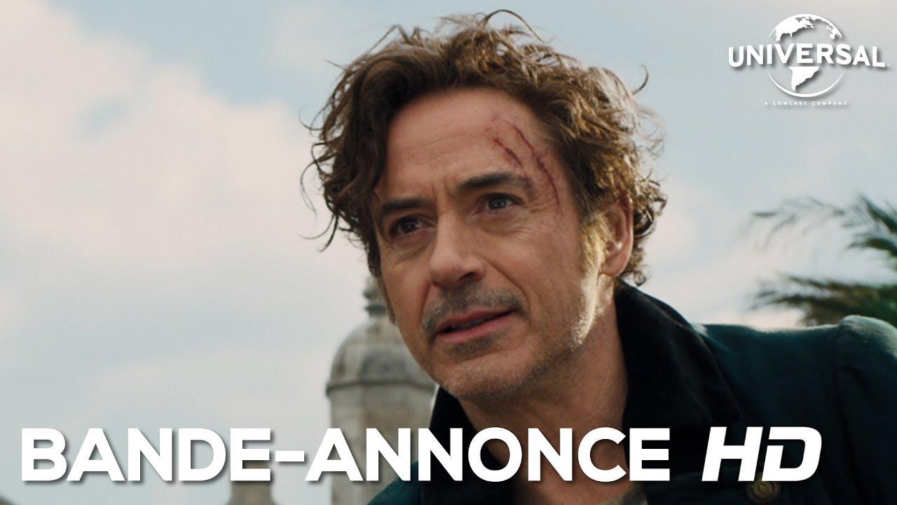 Le Voyage du Dr Dolittle - Bande-Annonce Officielle VOST [Au cinéma le 5 février]