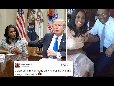 Omarosa Manigault was harassed and heckled by two anti-Trump