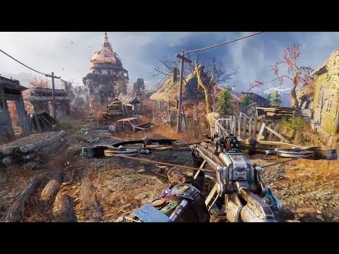 Metro Exodus - Gameplay Trailer [PS4]