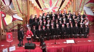 Taikoo Primary School 太古小學 Christmas Performance 2014 12 12 1630 太古城中心