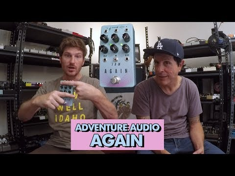 Pedals and Effects: Again by Adventure Audio