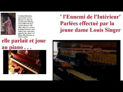 LR. l'Ennemi de l'Intérieur. 1745. PATHOLOGY & Marseillaise