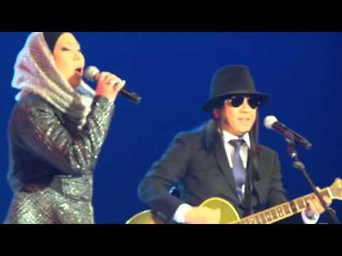 Dayangku Intan & Jay Jay di AIM 20 Anugerah Industri Muzik 2013