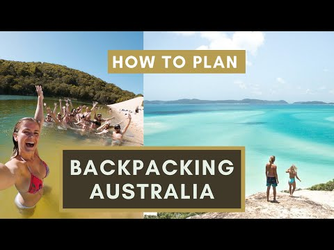 Backpacking Australia + Planning Your Trip | Where's Mollie?