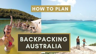 Backpacking Australia + Planning Your Trip | Where