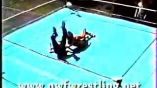 Kids Pro Wrestling: Crusher Crossen