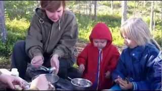 видео Отдых в Карелии осенью с детьми