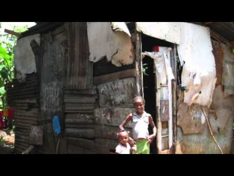 Poverty in Jamaica @JamaicaEBV