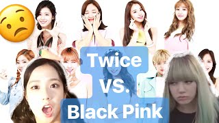 Which BLACK PINK Member Resembles the TWICE Member? - Stafaband