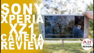 Sony Xperia XZ1 In Depth Camera Review - Motion Eye at its best