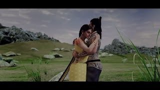 Manapennin Sathiyam Video Song With Lyrics - Kochadaiyaan Song