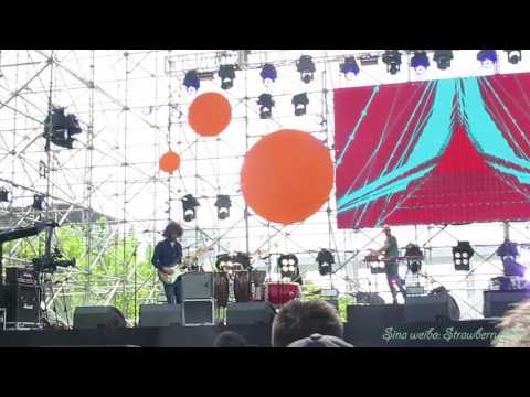 【Strawberry Alice】2017 Shanghai Strawberry Music Festival: Tiny Fingers (IL) , 30/04.