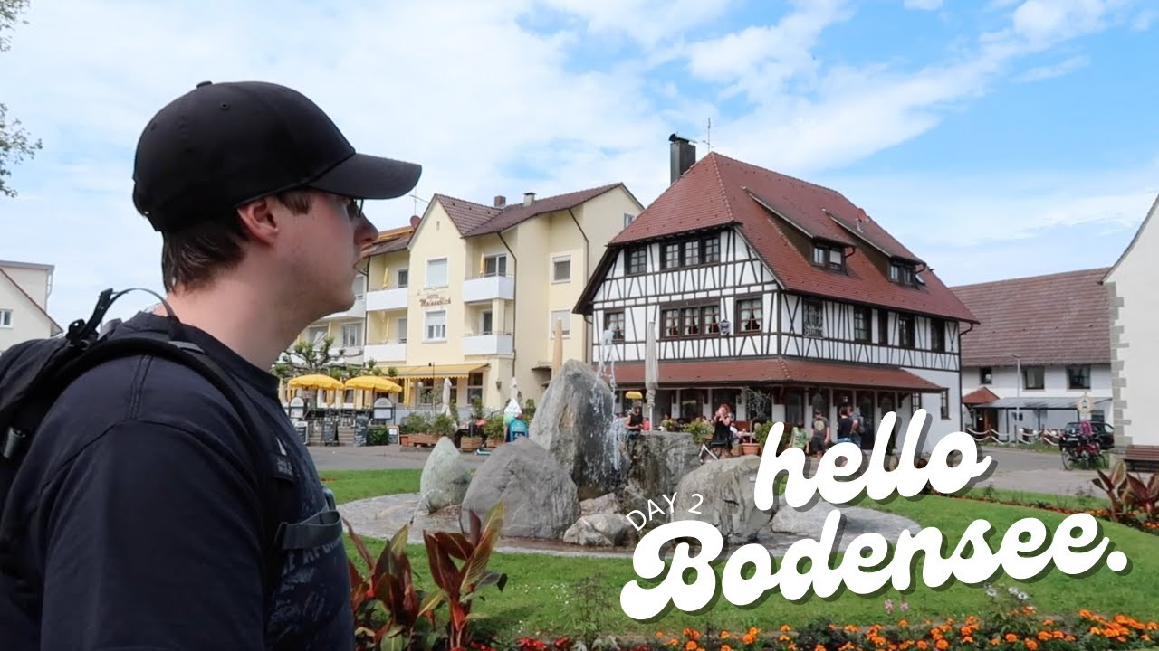 DAY 2 IN BODENSEE WITH DA IN-LAWS. PARA AKONG NASA PINAS | PINAY-GERMAN LIFE IN GERMANY | LIEBE ANN♡