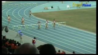 ХХI Дефлимпийских игр Бег с барьерами