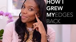How I grew my edges back