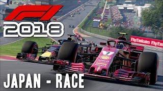 F1 2018 Online w/ Beef & Cone [30] Japan Race