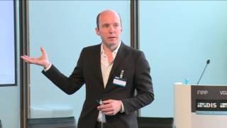 G+J's Oliver von Wersch speaks at Digital Innovators' Summit, 22 March 2016
