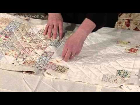 Quilting on the Go from Carolyn Forster