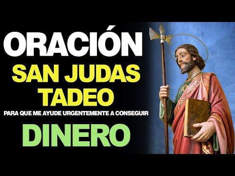 🙏 Oración a San Judas Tadeo para CONSEGUIR DINERO URGENTE Y PAGAR DEUDAS 💵