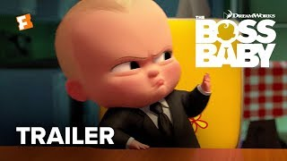 Repeat youtube video The Boss Baby Official Trailer - Teaser (2017) - Alec Baldwin Movie