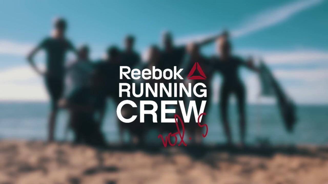 online tutaj znana marka spotykać się Reebok Running Crew vol. 5: Klaipėda