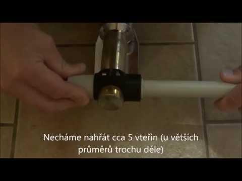 Svařování Plastových Trubek - Návod Jak Na To