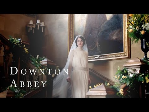 Matthew & Mary's Wedding Day: Part 1 | Downton Abbey | Seaso