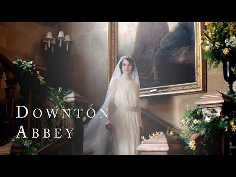 Matthew & Mary's Wedding Day: Part 1 // Downton Abbey // Season 3