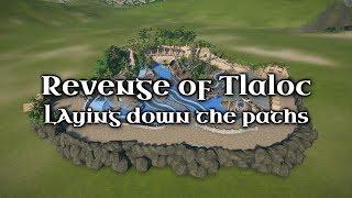 Planet Coaster - Revenge of Tlaloc - Paths