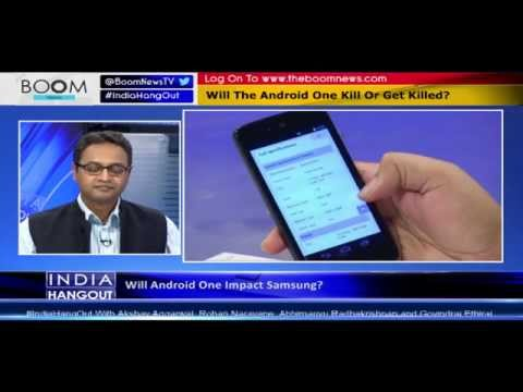 Will The Android One Smartphone Kill Or Get Killed? || Boom Live