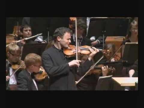 LSSO 2009 - Mendelssohn Violin Concerto - Matthew Trusler (PT1).wmv
