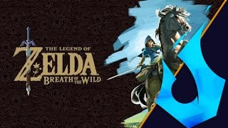 Breath of Wild Stream LIVE with Cat [Part 8]
