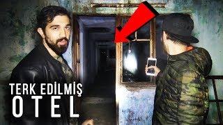 TERK EDİLMİŞ OTEL'DE BİR GECE - Paranormal Olaylar