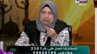 بالفيديو.. داعية إسلامية: شرط عدم الزواج بأخرى عند النكاح «غير لائق»