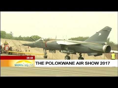 Mike Maringa gives update on Polokwane airport airshow