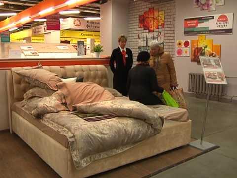 Мебель в рассрочку и без переплат в торговом центре «Мебельный базар»