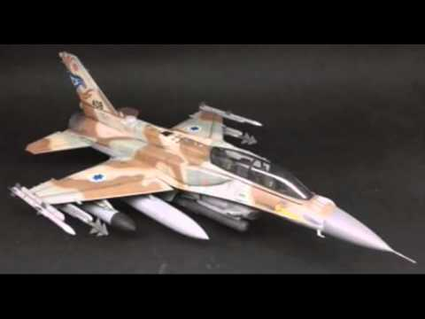 F-16I Sufa 1/48 KINETIC BUILT