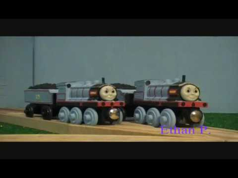Rws Donald And Douglas Thomas Wooden Railway Custom Model Showcase 2
