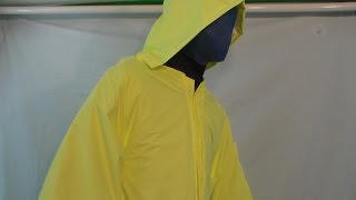 How to make a deluxe rain coat, part 3